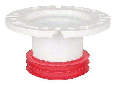 Sioux Chief Closet Flange Push-Tite Pvc 4 ""