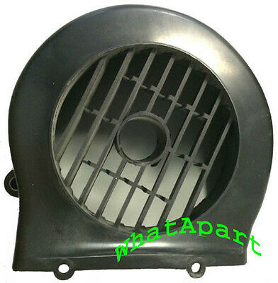 Plastic Fan cover for GY6 50cc, 60cc Motors. scooter GY6 QMB139