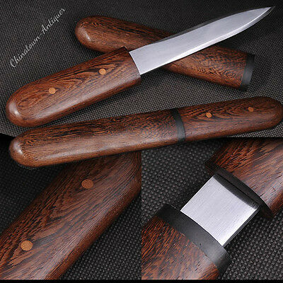 Mini Short sword Hand Forged High manganese steel sharp Camping knife #2588