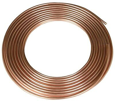 "Watts Pre Cut Copper Tubing 3/8 "" Od. X 20 ' 0.022-0.025 Wall T"
