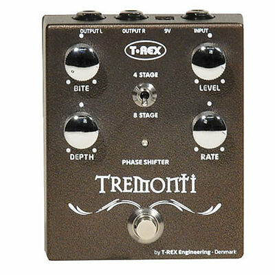 T-Rex Tr10018 Tremonti Phaser -Pedale Phaser-