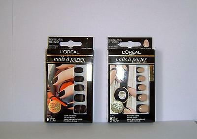 L'oreal Nails A Porter by color Riche 4 designs and boxed