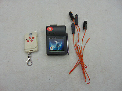 Fireworks Firing system AC Smart Switch Safety Igniter 433MHZ electric igniter