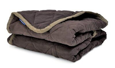 REDUCED Ancol Sleepy Paws Quilted Furniture Throw For Chair Sofa **Every Size**