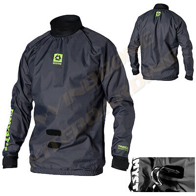 Mystic Windstopper Kite Windbreaker Wetsuit PullOver Water Jacket Kiteboarding L