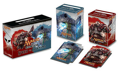Speed vs Cunning Duel Deck Box | MTG Card Empty Storage Protector for Sleeves