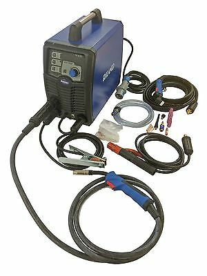 175 A Riland 175GD MIG Inverter with MMA & Lift TIG DC Welding Machine Complete