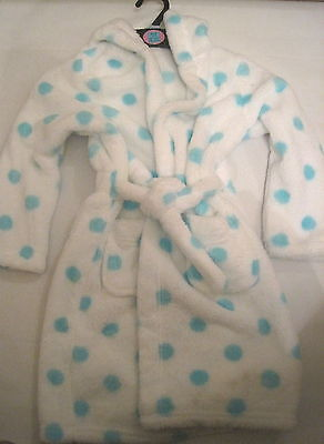 New girls x faMouS high st dressing gown age 18-24 2-3 3-4 4-5 5-6 6-7 7-8 years