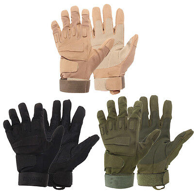 Military Airsoft Hunting Paintball Motorcycle Cycling Army Tactical Gloves