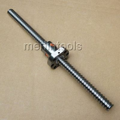 SFU1605 Ball Screw L500mm with Ball Nut