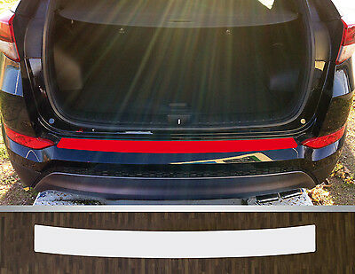 Clear Protective Foil Bumper Transparent Precisely for Hyundai Tucson, from 15