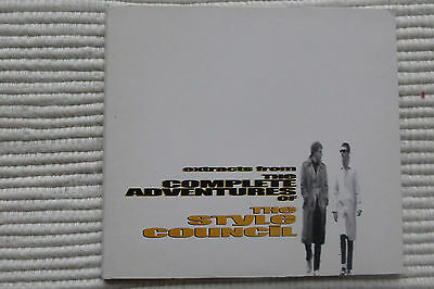 The Style Council - Extracts from The Complete Adventures of Style Council