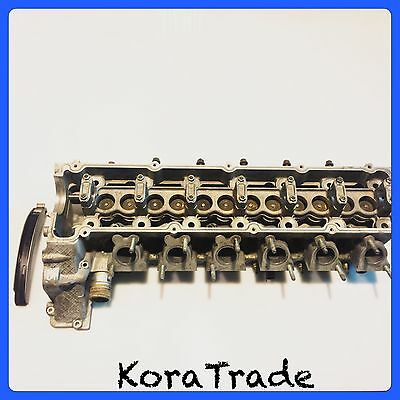 Bmw Opel Vauxhall 2.5Tds M51 D25 Engine Cylinder Head With Valves 2245579