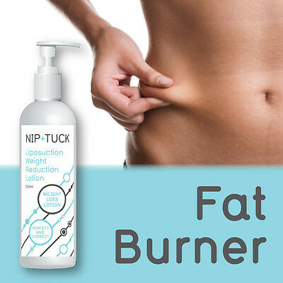 Nip & Tuck Liposuction Weight Reduction Lotion Weight Loss Lotion Slimming