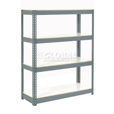 """Extra Heavy Duty Shelving 36""""W x 18""""D x 84""""H With 7 Shelves, 1500 lbs. Capaci..."""
