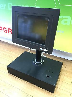 "POS advantech ES 2210 10.4"" rugged panel mount display monitor LCD touch screen"
