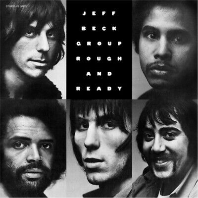 EPIC | Jeff Beck Group - Rough And Ready 180g LP NEU