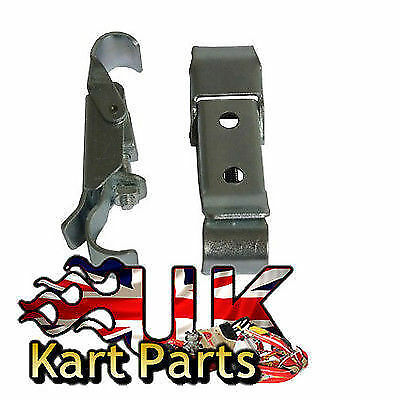 KART Pair of Nose Cone Spring Clips / Clamps Fast Delivery & Best Price On Ebay