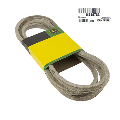 John Deere Original Equipment V-Belt #M114763