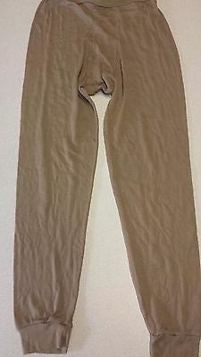 Drawers Thermal Long Johns Lightweight LWCWUS Polyester Medium MILITARY Pants