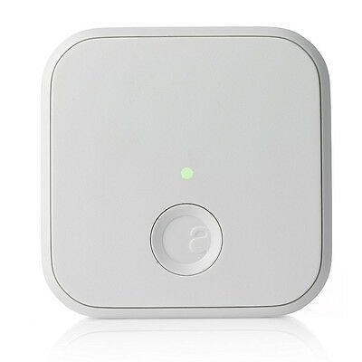 August Connect 2nd Generation Wi-Fi Adapter for Smart Lock White AC-R2 2 Gen