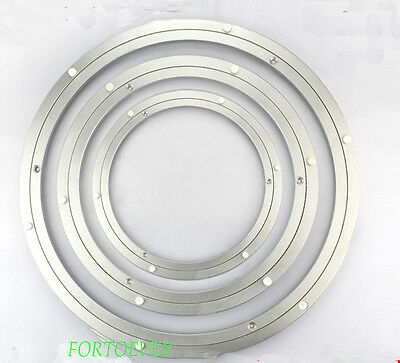 1pc 450mm Home Hardware Aluminum Round Lazy Susan Bearing Turntable