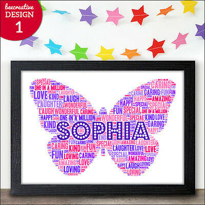 personalised christmas gifts for girls daughter mum niece sister for her