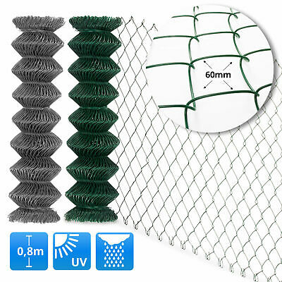 Commercial Garden Wire Mesh Fencing Net * PVC Coated Heavy Duty Chicken Fence
