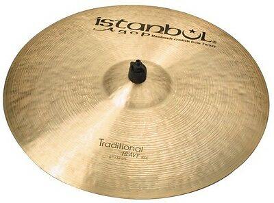 Istanbul Agop Rhv21 - Piatto Traditional Ride Heavy 21 / 53 Cm