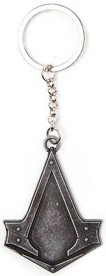 Assassin's Creed Syndicate Metal Keychain Keyring | Official Merchandise (New)