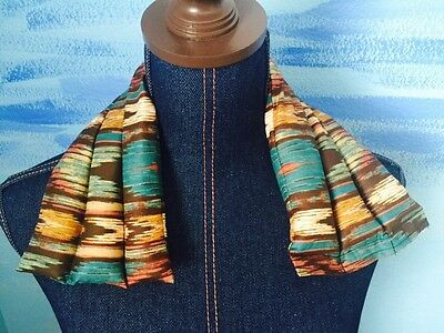 rice flax heat pad hot or cold shoulder neck wrap pack Pick Scent Western Ikat
