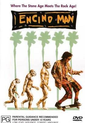 Encino Man  - DVD - NEW Region 4