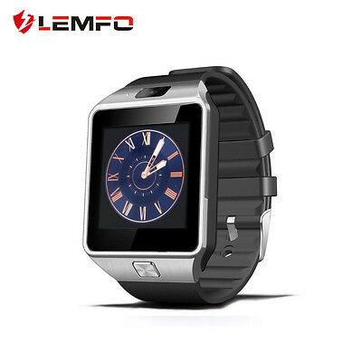 DZ09 Bluetooth inteligente reloj Smart Watch GSM SIM Teléfono Mate para Android