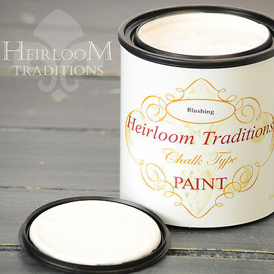 Chalk Type Paint Heirloom Traditions Paint Blushing Pink Furniture Paint DIY