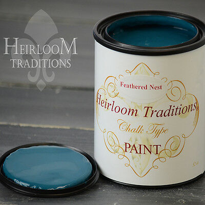 Chalk Type Paint Heirloom Traditions Paint Feathered Nest Furniture Paint DIY