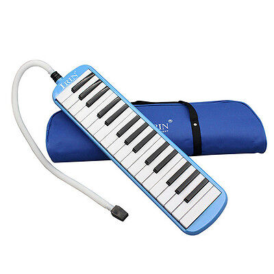 Student Instructor 32 Key Melodica Piano Style Harmonica Perfect Kids Xmas Gift