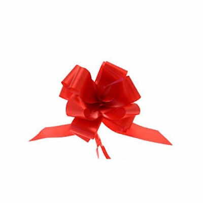 small Pull Bow Red pack 10