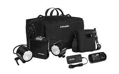 Profoto B2 Location Kit Off-Camera-Flash Con Battery Pack