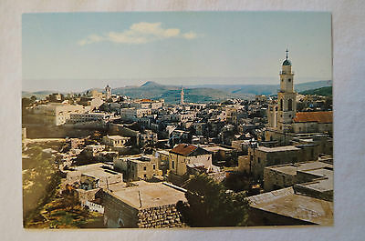 Bethlehem - Blessed are The Meek - Vintage - Postcard.