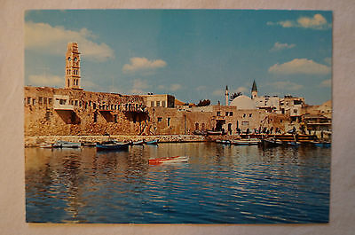 Acre - Judge Not - Vintage - Postcard.
