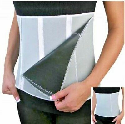 Adjustable Slimming Belt Burner Belly FitnessBody Shaper Men Women 5 Zipper