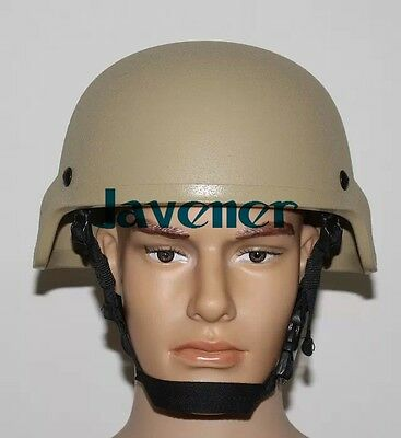 MICH2000 Simple type Military tactical helmet protective airsoft paintball feild