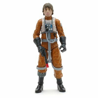 Star Wars - Figura Luke Skywalker con voz