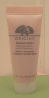 ORIGINS ORIGINAL SKINTM Renewal serum with Willowherb  Delivery is