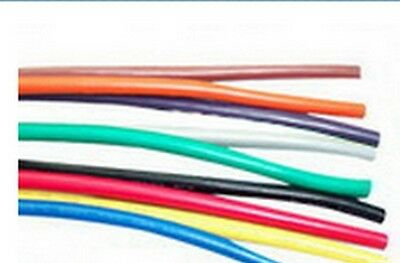 Wk-1410 40 Ft 22 Gauge- Stranded Hook Up Wire- 4 Different Colors- 10 Feet Each