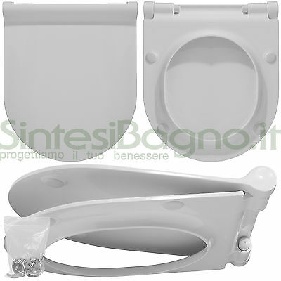 Awesome Toilet Seat Catalano Wc Zero 45 Series Original Type Soft Ibusinesslaw Wood Chair Design Ideas Ibusinesslaworg