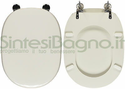 TOILET SEAT/WC-SEAT SintesiBagno MADE for Eos WC MISTRAL series ...