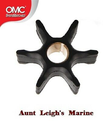 Genuine OMC System Matched Water Pump Impeller 777824 Johnson Evinrude 382547
