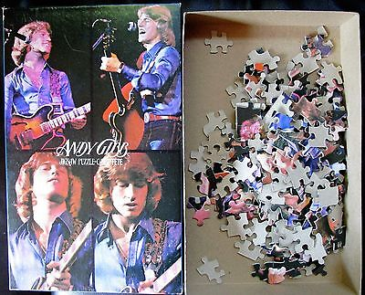 Andy Gibb, The Bee Gees Brother! 1978 Collectors Memorabilia! Jigsaw Puzzle.
