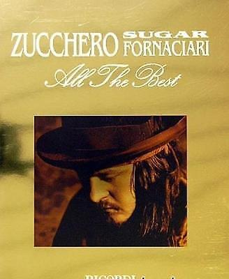 RICORDI Zucchero - ALL THE BEST